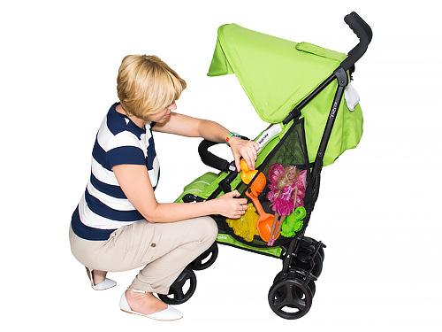 Органайзер для детской коляски боковой