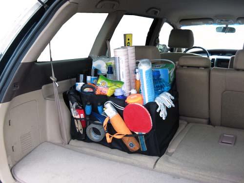 Сумка органайзер, органайзер в багажник