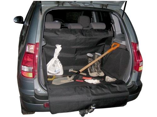 Защитная накидка в багажник автомобиля, защитная накидка в багажник.
